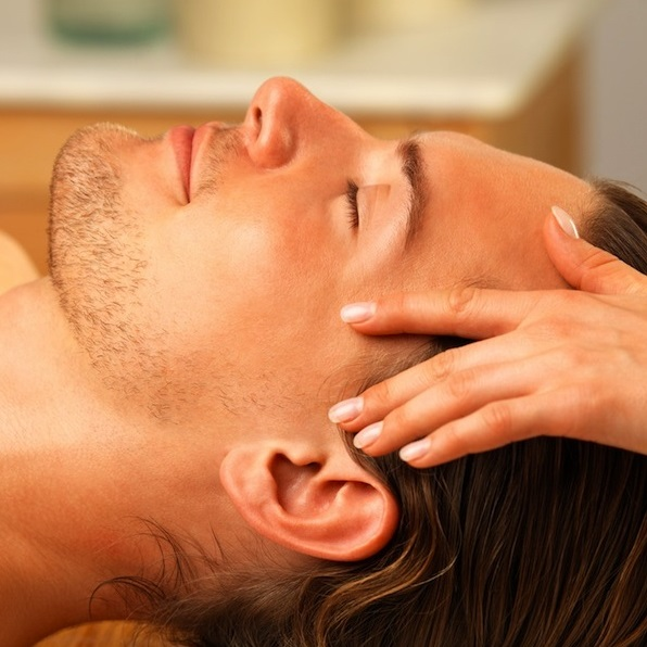 Beauty therapy for men